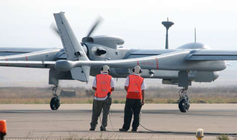 German Bundeswehr to gain combat drones