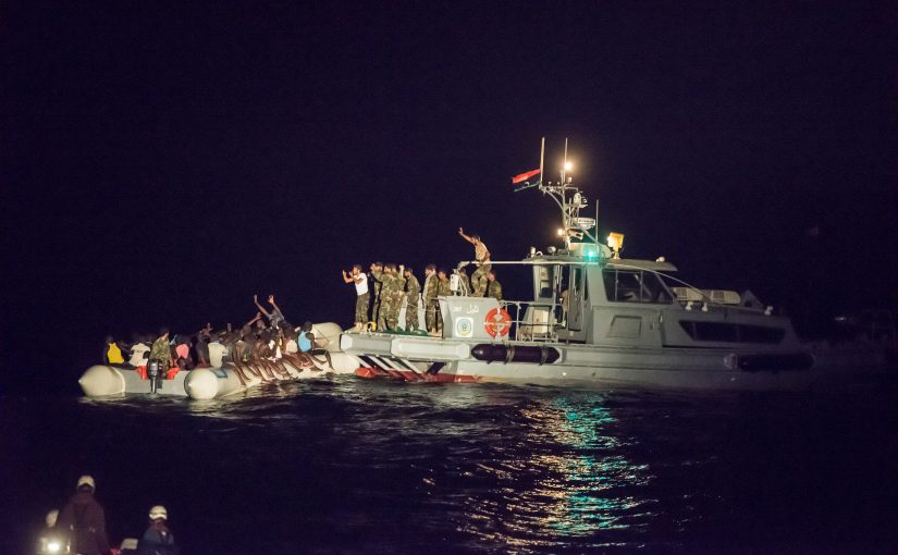 Deadly Incident on the Mediterranean Sea: Rescue Organisation Accuses Libyan Coast Guard