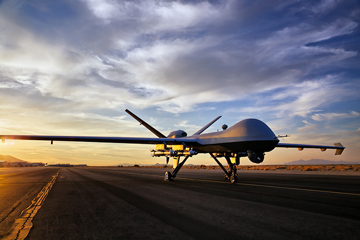 More autonomy for drones