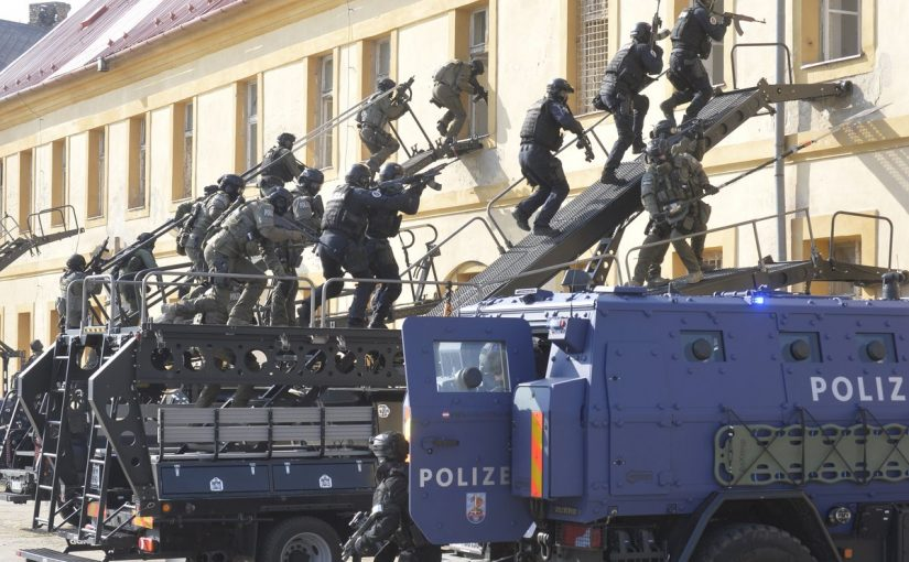 Europe-wide anti-terror exercise coordinated by Europol