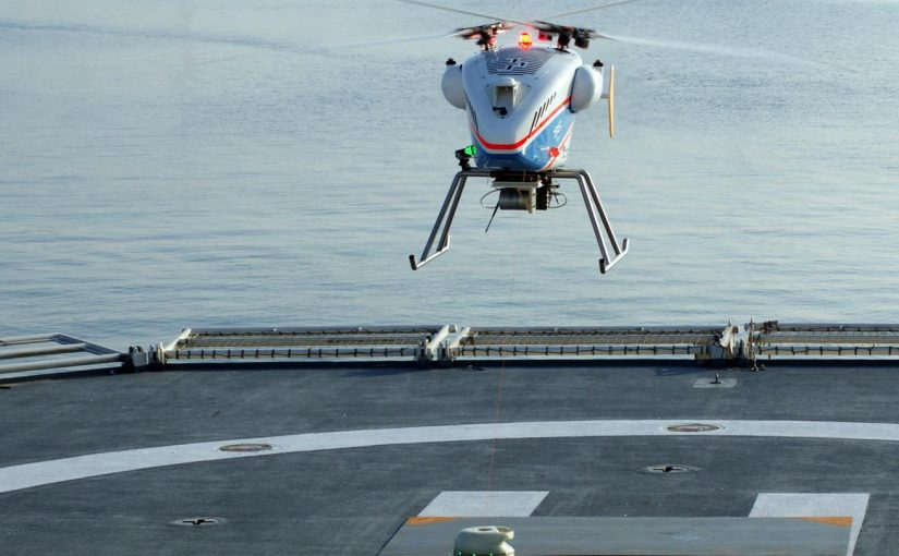 Study: Drones are mostly negatively associated