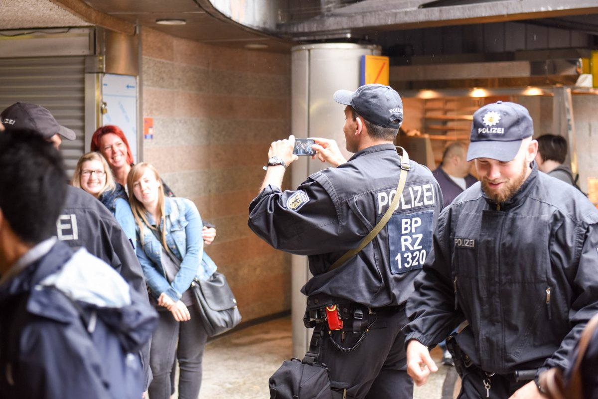 Face recognition after G20: Police in Hamburg laughs at Data Protection Commissioner