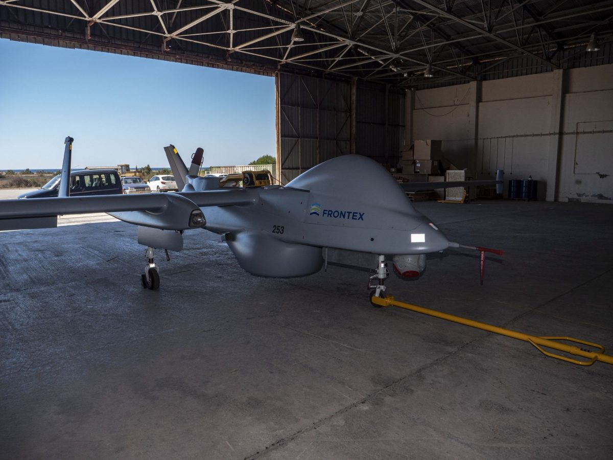 Drones for Frontex: Unmanned migration control at Europe's borders