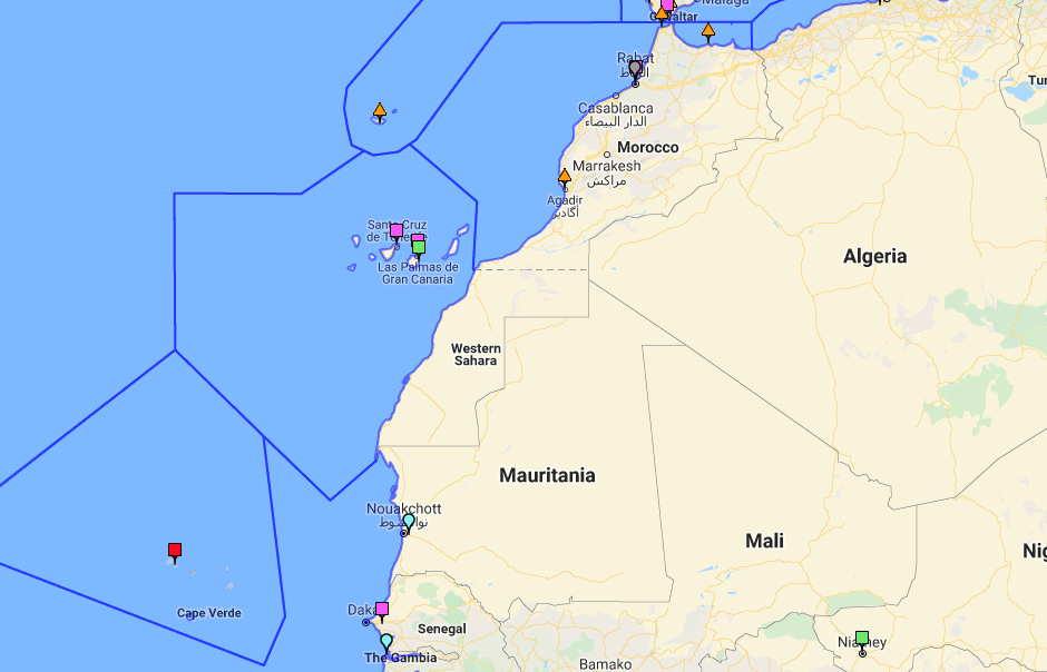 Frontex wants to disembark refugees in Senegal