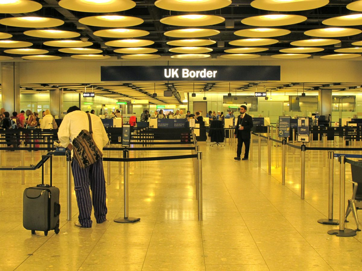Refusal from London: British problems in the Schengen Information System remain