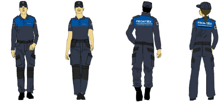Frontex has a weapon problem