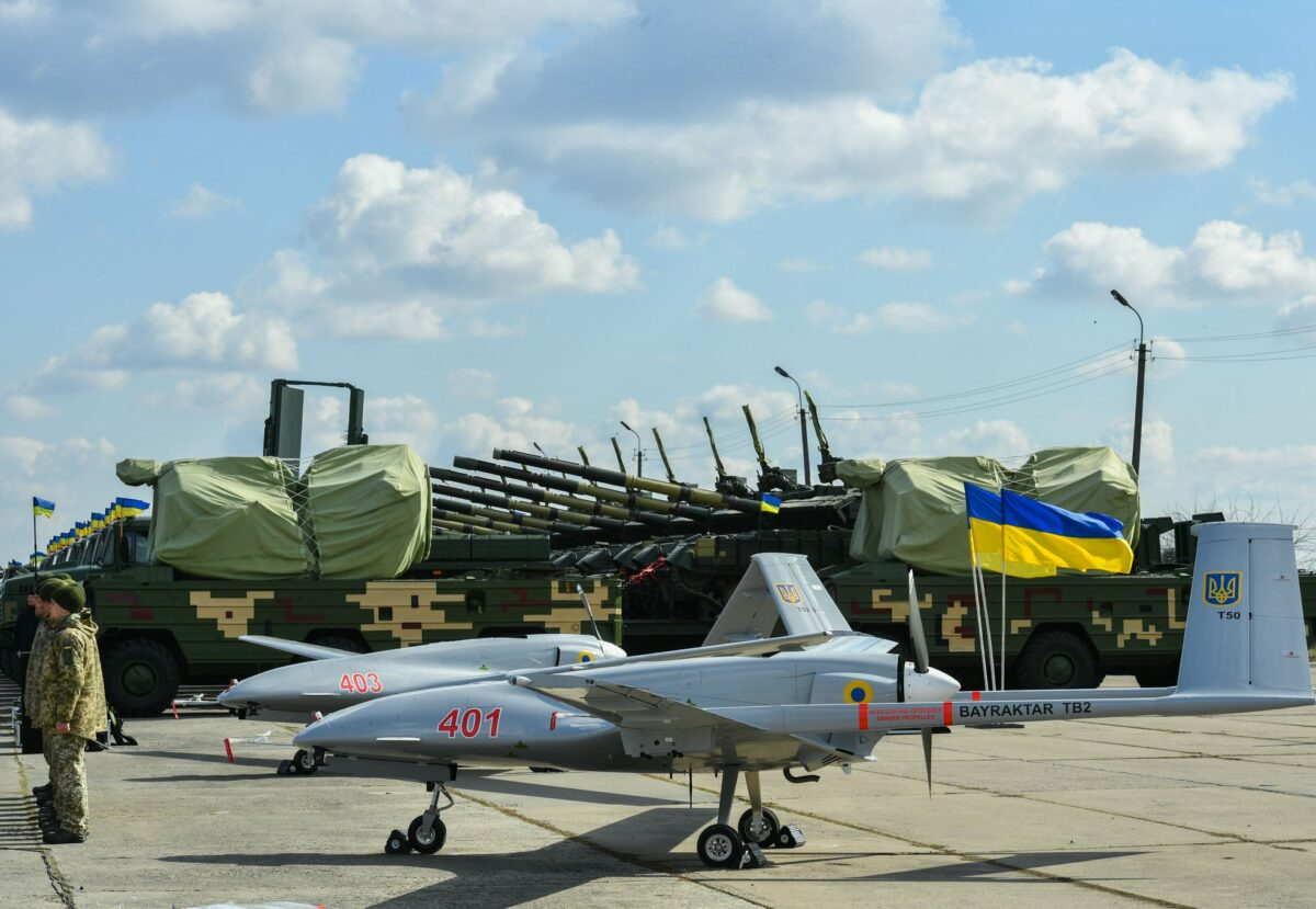 New arms deal: Ukraine wants armed drone fleet from Turkey