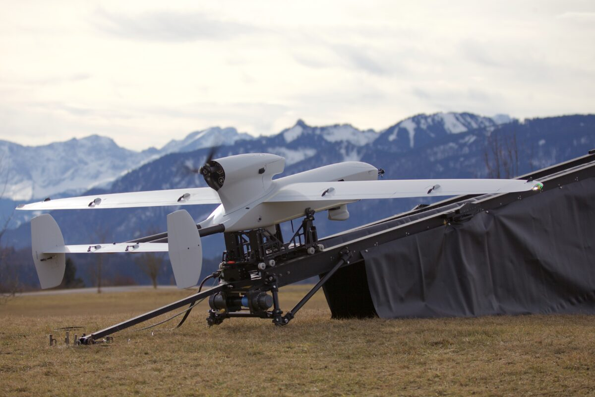 Germany: Problems with another drone project
