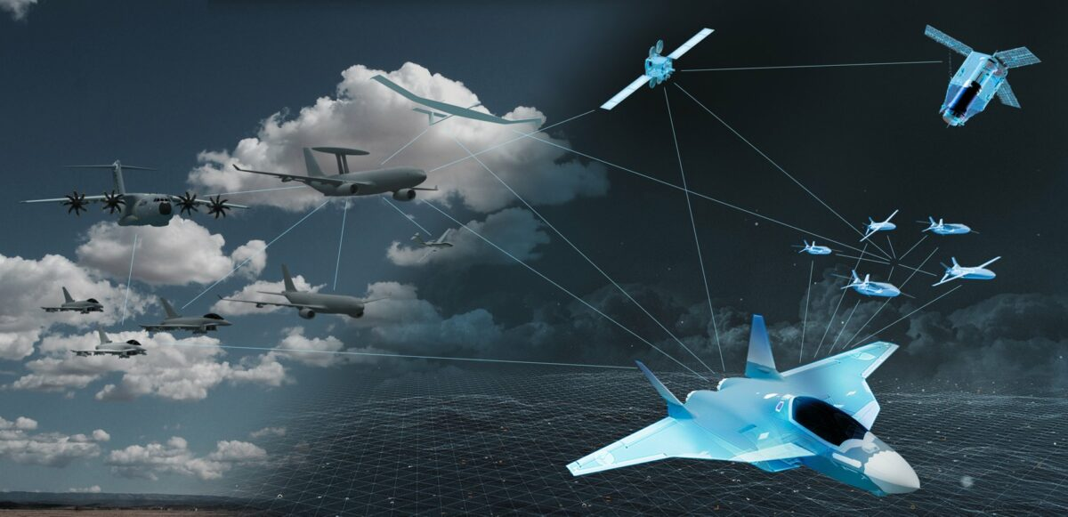 Future Combat Air System: Industry squabbles over largest European defence project