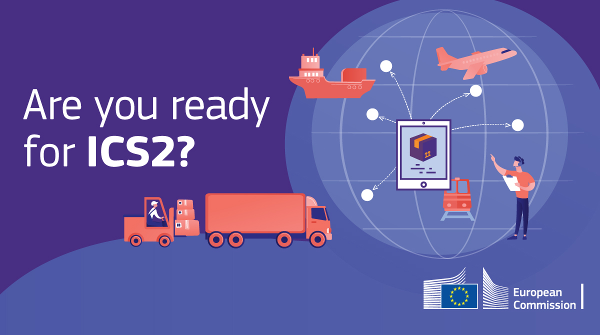 New freight information system: EU Commission launches pre-declaration with risk analysis