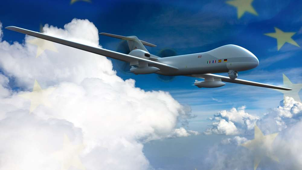 German Social Democratic Party approves EU war drone