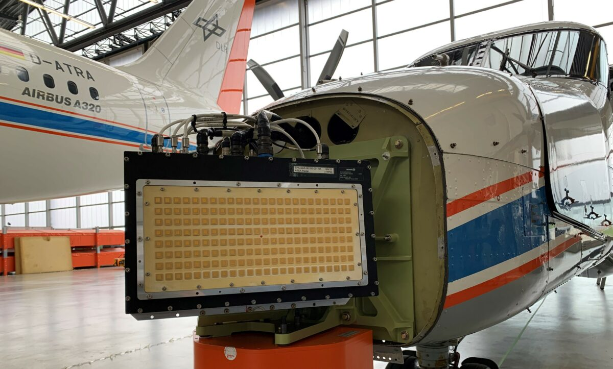 Civil and military use: Armament companies test anti-collision system for drones